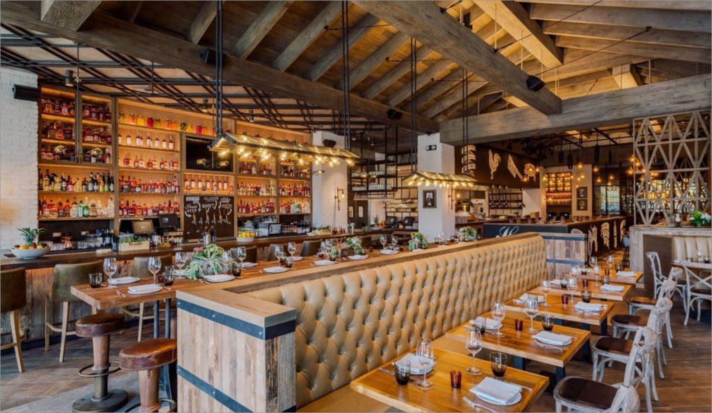 Yardbird Southern Table & Bar   50 Eggs Hospitality Group